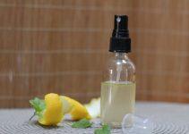 Cómo preparar un spray desinfectante casero con Aceites Esenciales